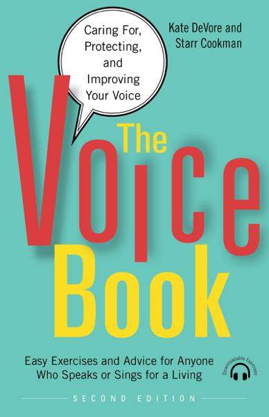 The Voice Book da Kate DeVore & Starr Cookman