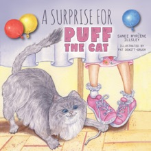 A Surprise For Puff The Cat
