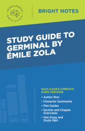 Study Guide to Germinal by Emile Zola