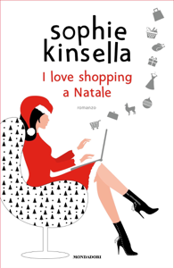 I love shopping a Natale Libro Cover