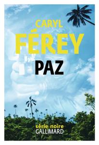 Paz La couverture du livre martien