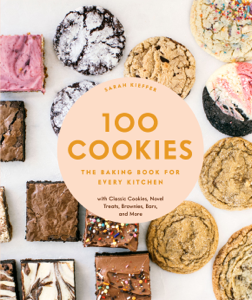 100 Cookies Book Cover