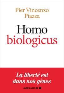 Homo Biologicus La couverture du livre martien