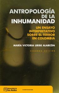 Antropología de la inhumanidad Book Cover