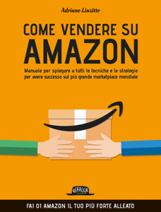 Come vendere su Amazon Libro Cover