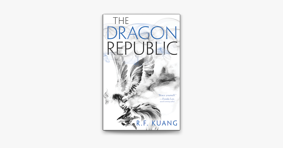‎The Dragon Republic