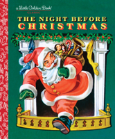 Clement C. Moore & Corinne Malvern - The Night Before Christmas artwork