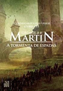 A tormenta de espadas Book Cover