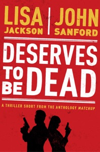 Deserves to Be Dead Book Cover