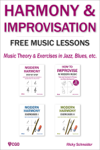 HARMONY and IMPROVISATION FREE MUSIC LESSONS
