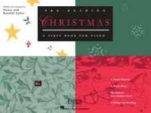 Pre-Reading Christmas: A First Book For Piano