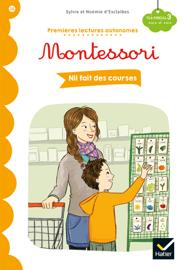Nil fait des courses - Premières lectures autonomes Montessori