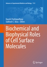 Biochemical And Biophysical Roles Of Cell Surface Molecules
