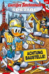 Lustiges Taschenbuch Spezial Band 99 Buch-Cover