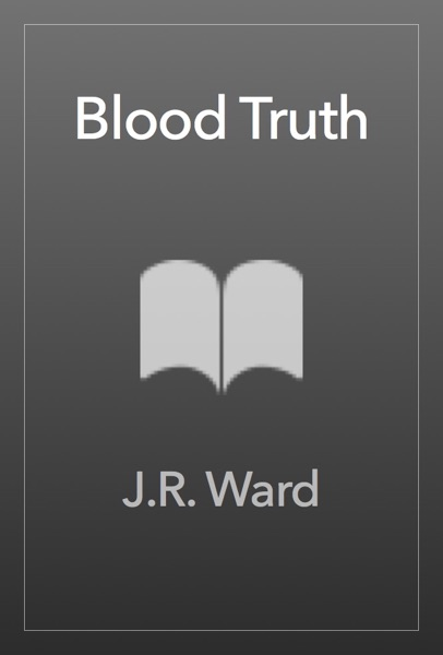 Blood Truth - J.R. Ward book cover