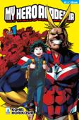 My Hero Academia 1 Book Cover