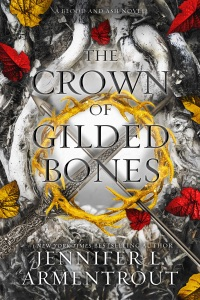 The Crown of Gilded Bones Book Cover
