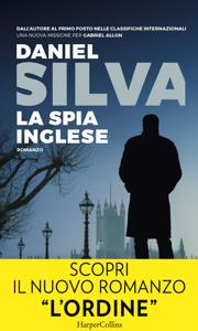 La spia inglese Copertina del libro