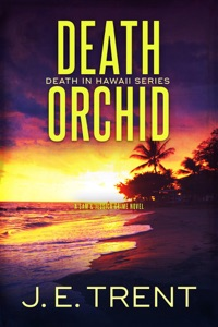 Death Orchid Book Cover