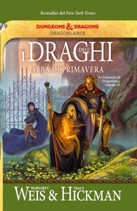 I draghi dell'alba di primavera Book Cover