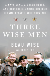Three Wise Men Book Cover