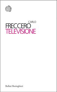 Televisione Copertina del libro