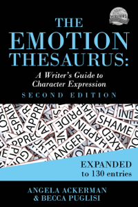 The Emotion Thesaurus: A Writer's Guide to Character Expression Book Cover