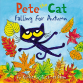 Pete the Cat Falling for Autumn Book Cover