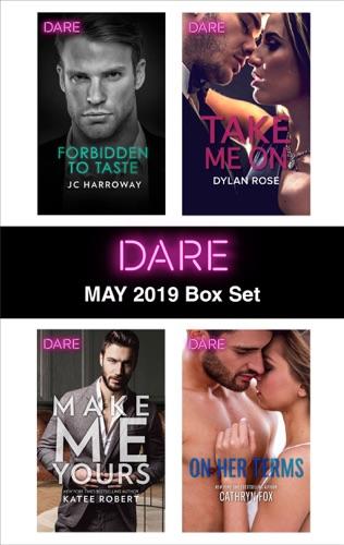 JC Harroway, Katee Robert, Dylan Rose & Cathryn Fox - Harlequin Dare May 2019 Box Set