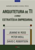 Arquitetura de TI como estratégia  empresarial Book Cover