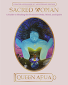 Sacred Woman Book Cover