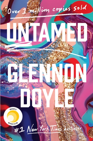 Untamed - Glennon Doyle book cover
