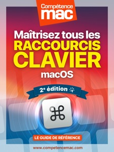 Maîtrisez tous les raccourcis clavier pour macOS par Christophe Schmitt Couverture de livre