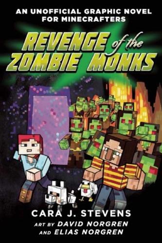 Cara J. Stevens - Revenge of the Zombie Monks