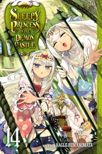 Sleepy Princess in the Demon Castle, Vol. 14 Book Cover