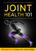 Joint Health 101 Book Cover