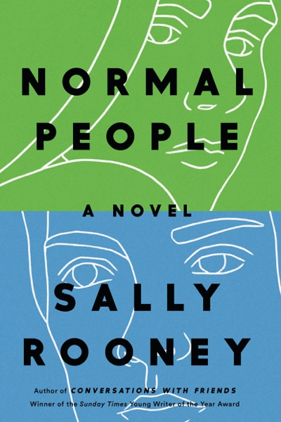 Normal People - Sally Rooney book cover