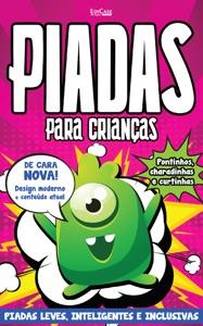 Piadas Para Crianças Ed. 34 - Piadas leves, Inteligentes e Inclusivas Book Cover