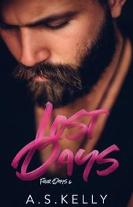 Lost Days da A. S. Kelly Copertina del libro