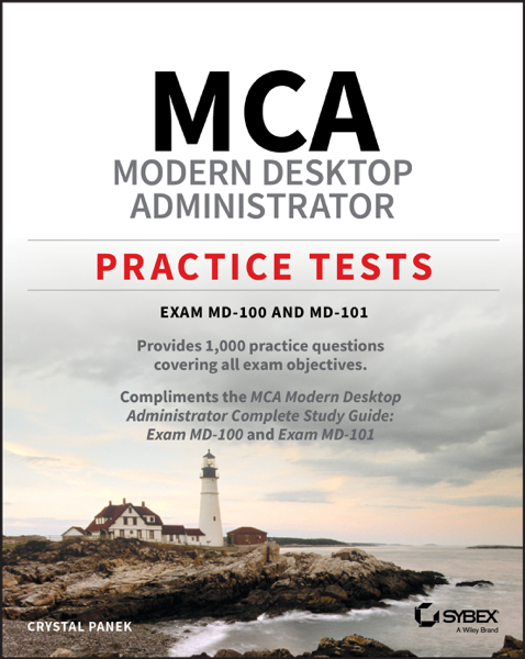 MCA Modern Desktop Administrator Practice Tests