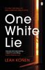 Leah Konen - One White Lie artwork