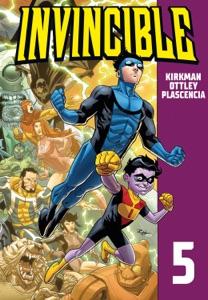 Invincible 5 Book Cover