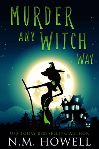 Murder Any Witch Way E-Book Download
