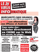 Le 39e Virus Informatique