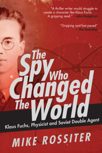 The Spy Who Changed the World Book Cover
