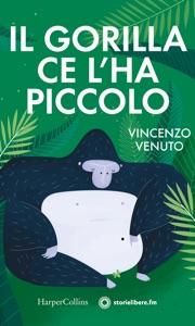 Il gorilla ce l'ha piccolo Book Cover