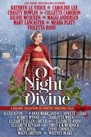 O Night Divine: A Holiday Collection of Spirited Christmas Tales PDF Download