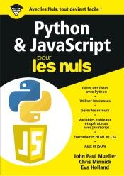 Python & JavaScript pour les Nuls, mégapoche