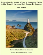 Excursions In North Wales: A Complete Guide To The Tourist Through That Romantic Country