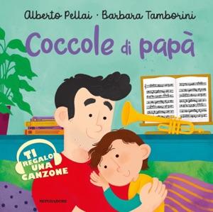 Coccole di papà di Alberto Pellai & Barbara Tamborini Copertina del libro